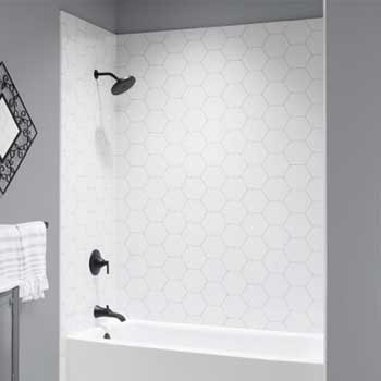 Tampa bathroom remodeling tampa bath and shower for Tampa bathroom showrooms