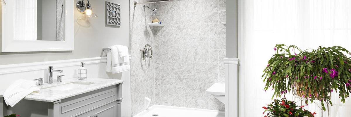 Bathroom remodeling by luxury bath of tampa bay for Bathroom renovation tampa