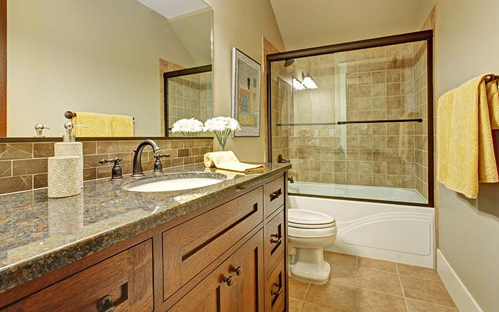 Tampa bathroom vanities vanity replacement luxury bath for Bath remodel tampa
